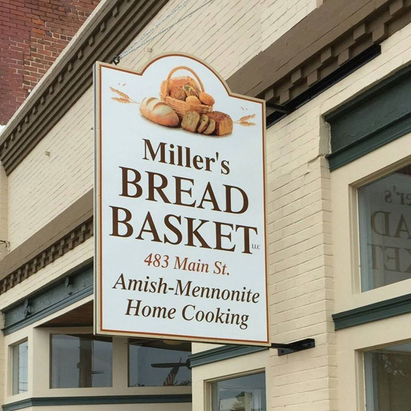 Miller's Bread Basket Image | Thoroughbred Country