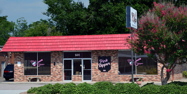 Pink Dipper  | Where to Eat