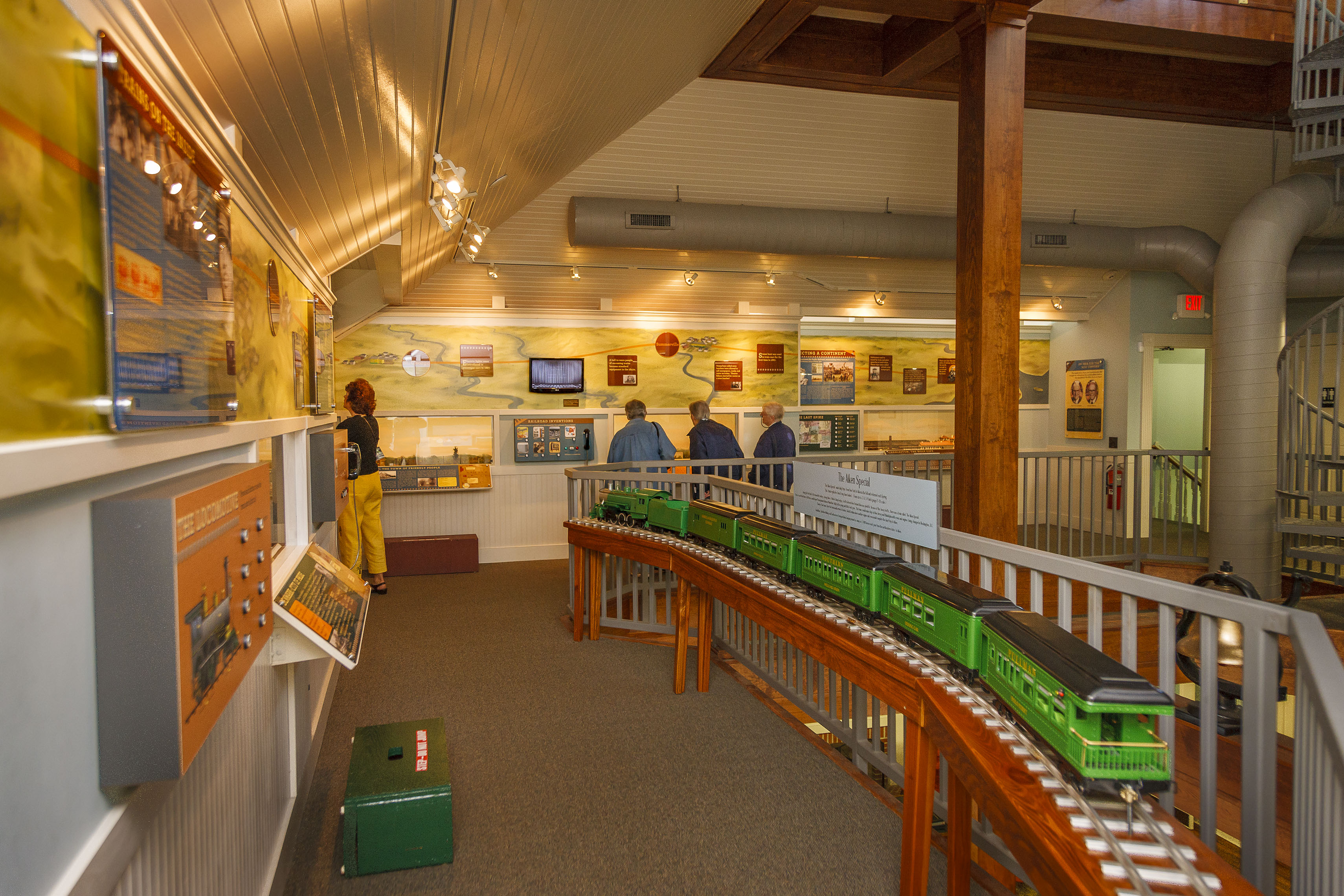 Aiken Train Museum  | Thoroughbred Country