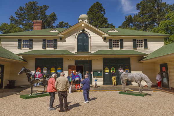 Thoroughbred Racing Hall of Fame & Museum | Thoroughbred Country