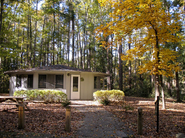 Barnwell SP Lodging  | Thoroughbred Country