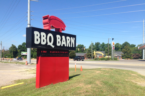 BBQ Barn  | Thoroughbred Country