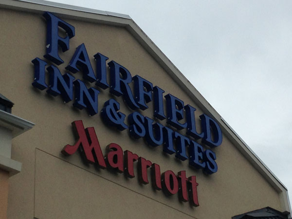 Fairfield Inn  | Thoroughbred Country