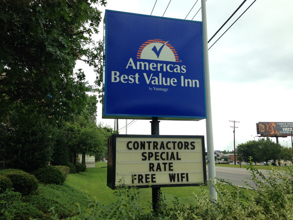 Americas Best Value Inn | Accommodations