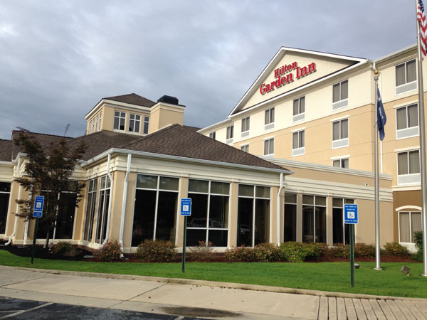 Hilton Garden Inn  | Thoroughbred Country