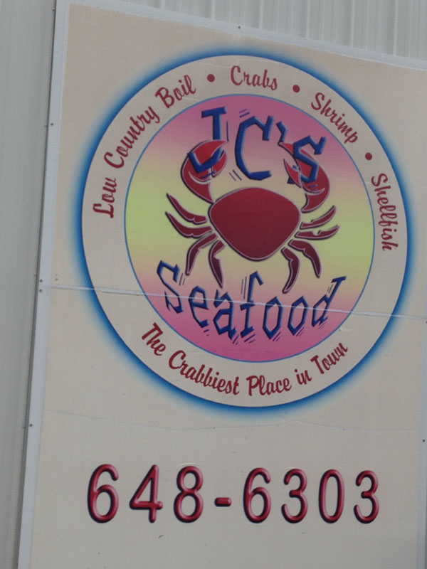 JC's Seafood  | Thoroughbred Country