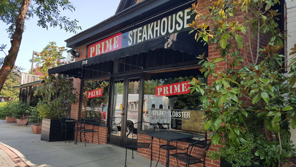 Prime Steakhouse    Thoroughbred Country