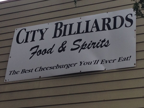 City Billiards  | Thoroughbred Country