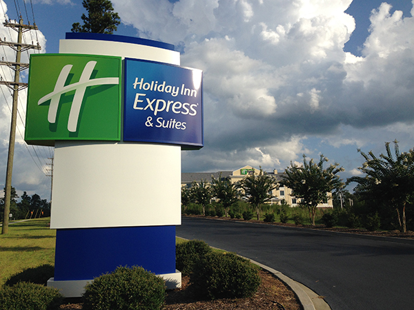 Holiday Inn Express 2 | Accommodations