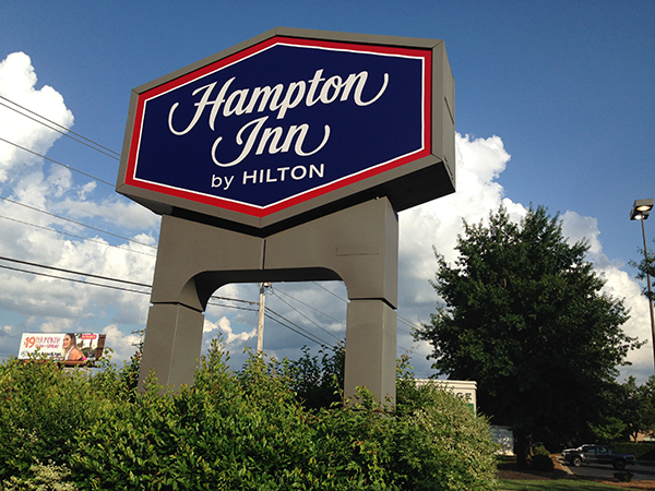 Hampton Inn  | Accommodations