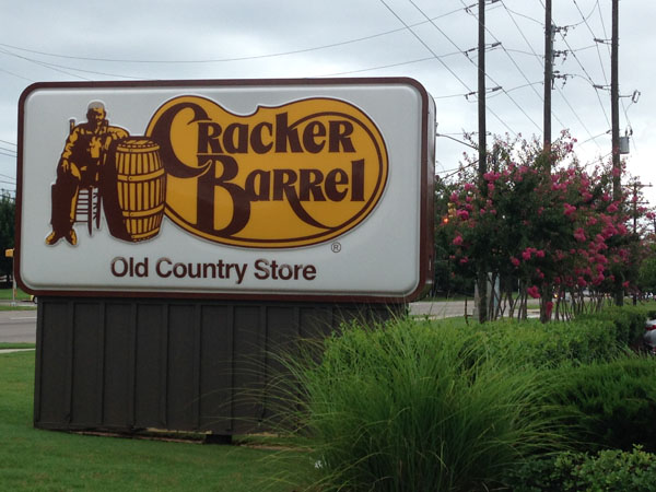 CrackerBarrel | Thoroughbred Country