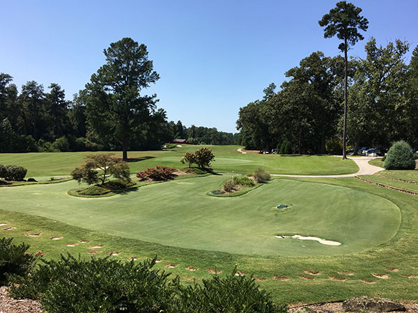 The Aiken Golf Club | Thoroughbred Country