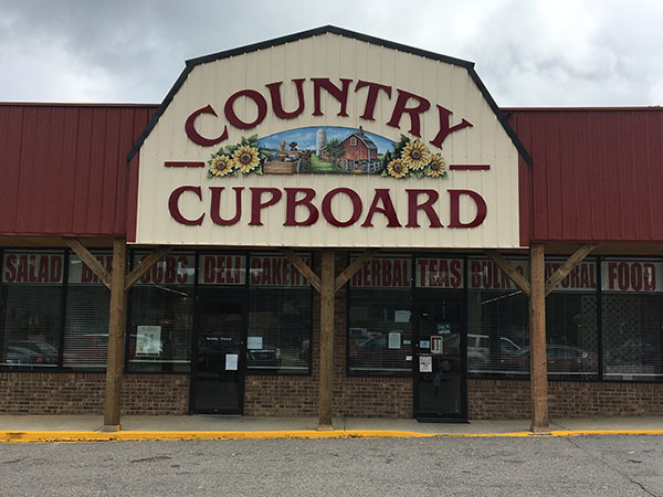 Country Cupboard  | Where to Eat