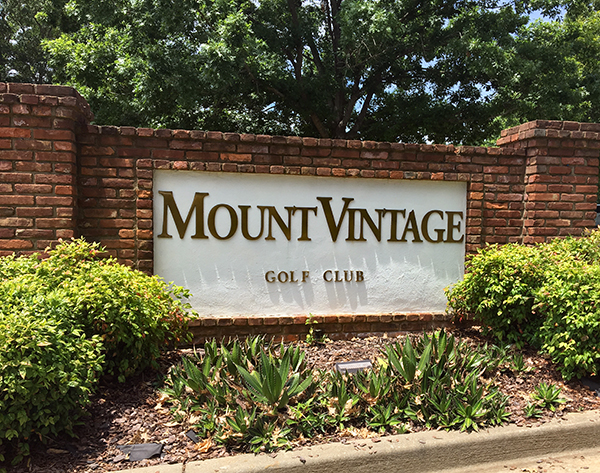 Mount Vintage Golf Club | Thoroughbred Country