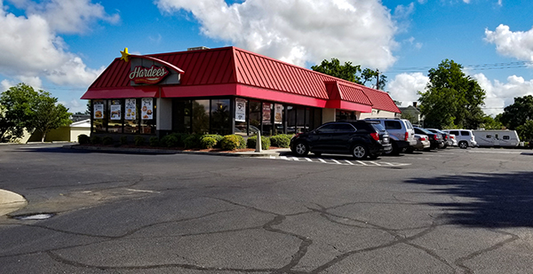 Hardee's Allendale | Thoroughbred Country
