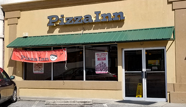 Pizza Inn Allendale | Thoroughbred Country
