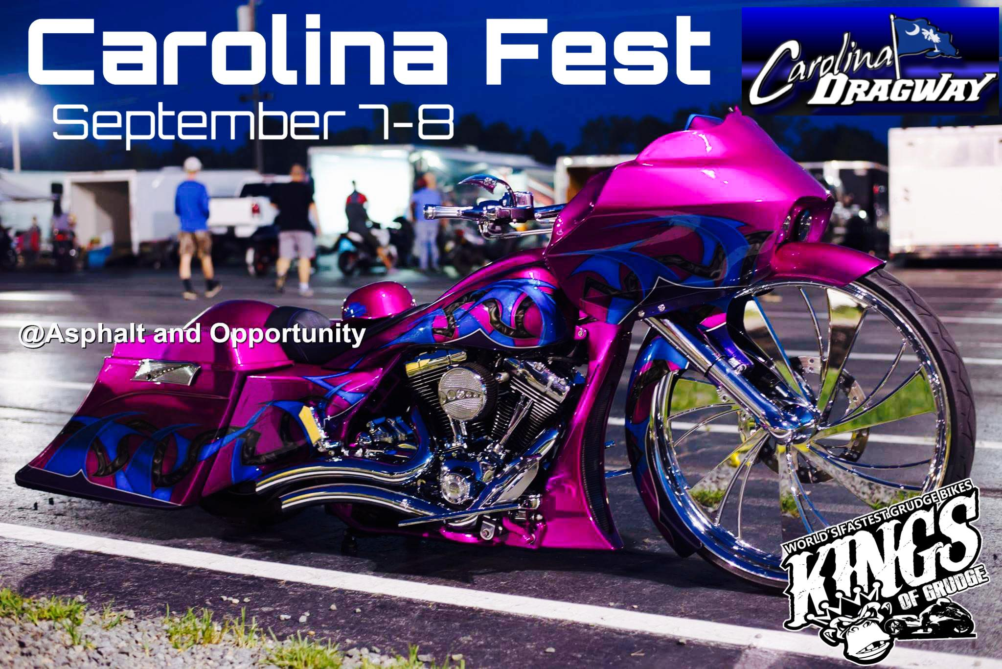Carolina Fest | Thoroughbred Country