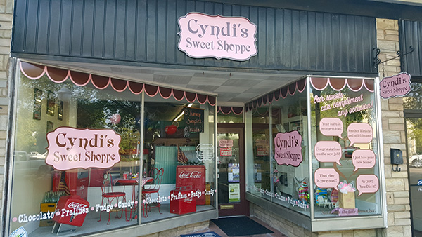 Cyndi's Sweet Shoppe | Thoroughbred Country