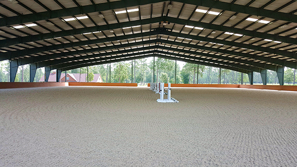 Stable View Arena | Thoroughbred Country