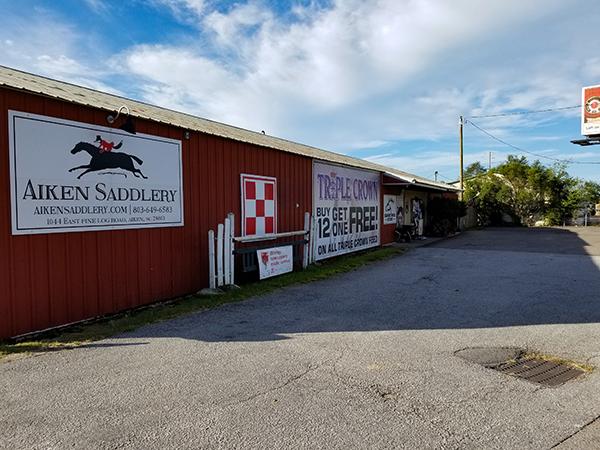 Aiken Saddlery | Thoroughbred Country