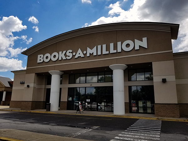 Books a million | Thoroughbred Country