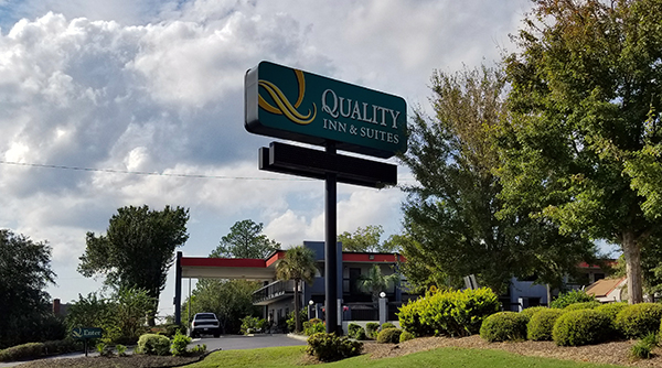 Quality Inn - Aiken (Richland) | Thoroughbred Country