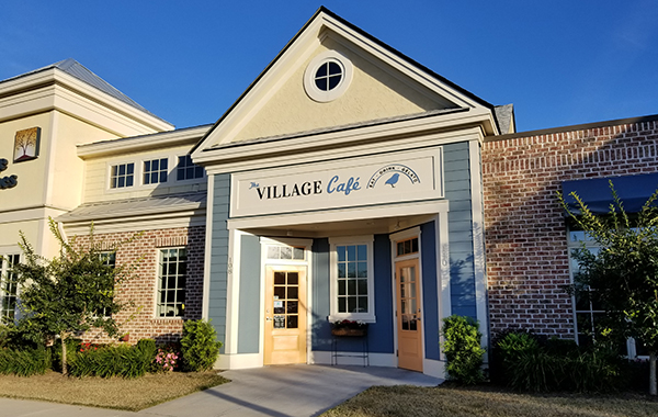 The Village Cafe | Thoroughbred Country