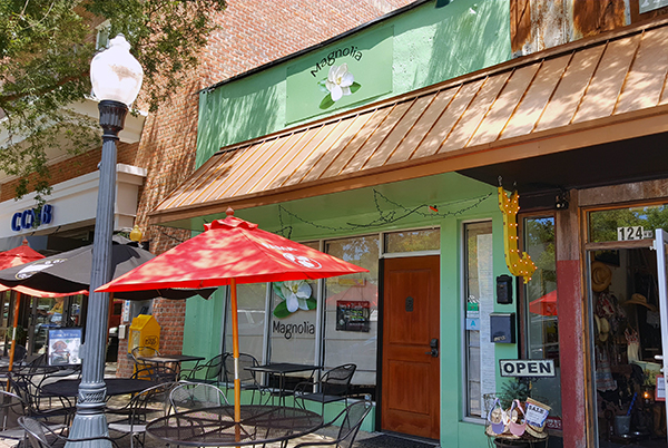 Magnolia Downtown Storefront | Thoroughbred Country