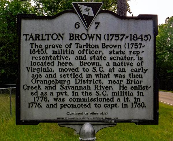 Tarleton Brown | Thoroughbred Country