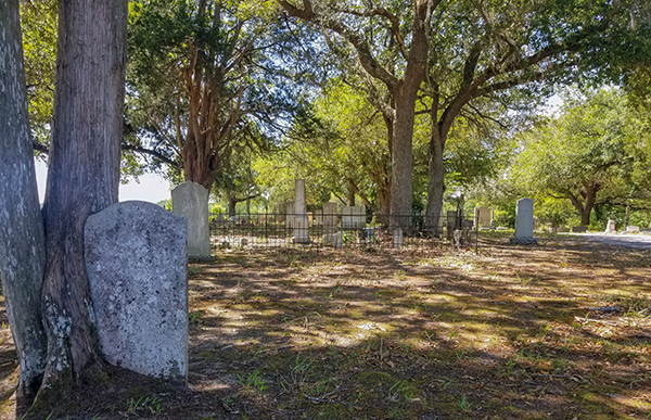 Swallow Savannah Cemetery | Thoroughbred Country