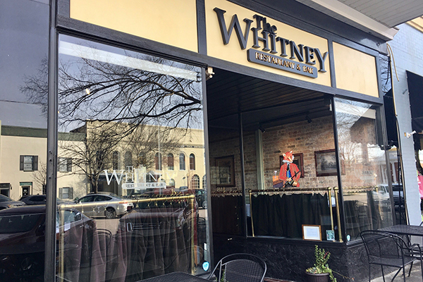 The Whitney Restaurant and Bar photo | Thoroughbred Country