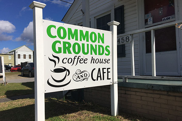Common Grounds Coffee House and Cafe | Thoroughbred Country