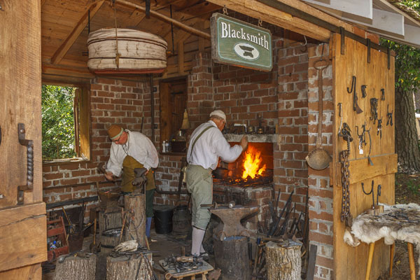 Living History Park South Carolina | Thoroughbred Country