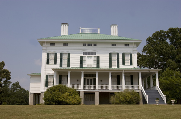Redcliffe Plantation State Historic Site | Thoroughbred Country