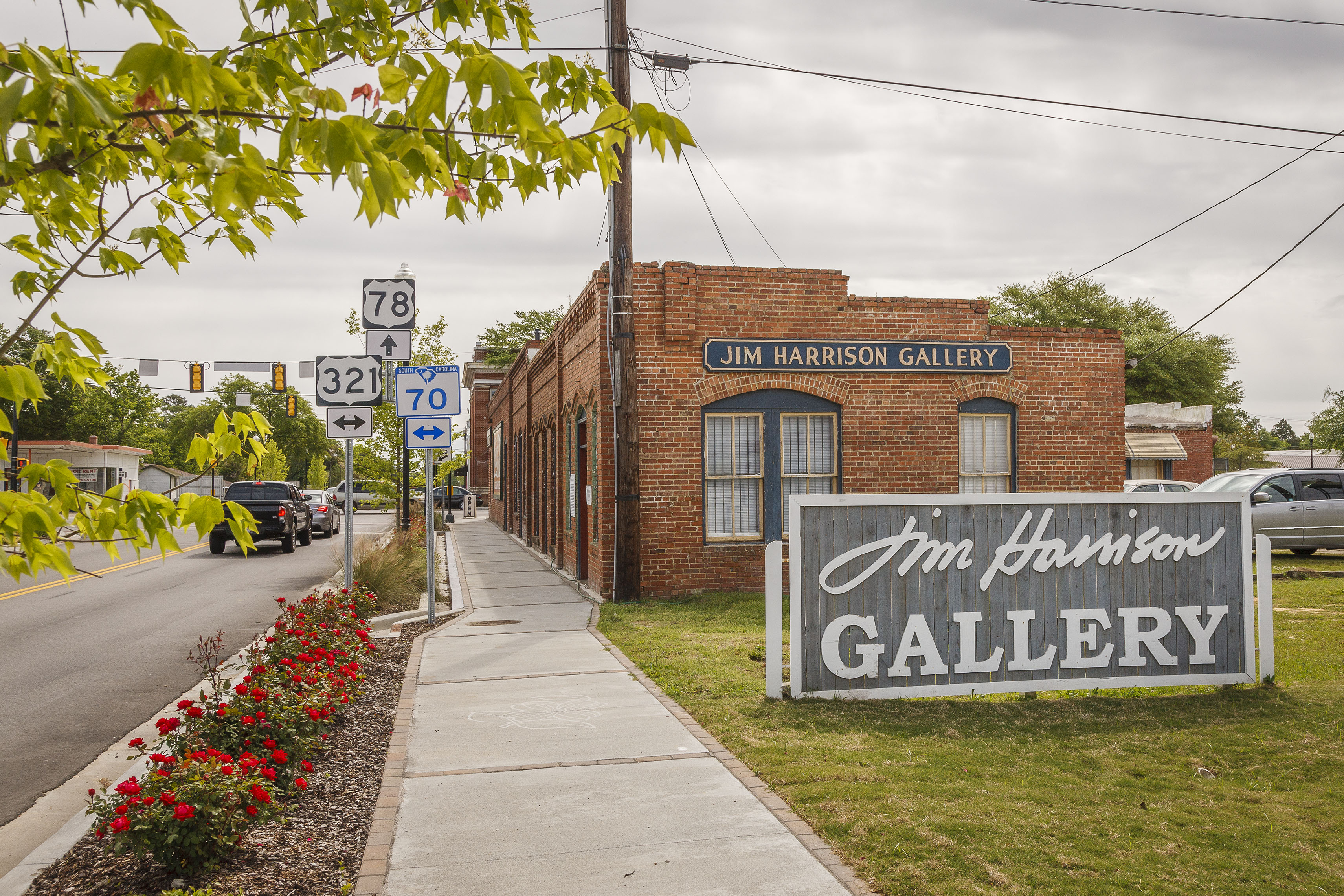 Jim Harrison Gallery SC | Thoroughbred Country