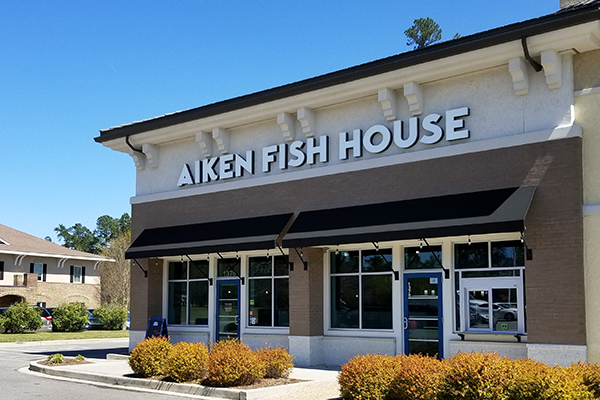 Aiken Fish House | Thoroughbred Country