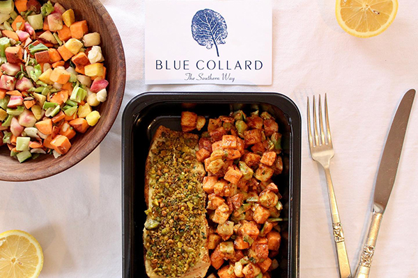Blue Collard Catering | Thoroughbred Country