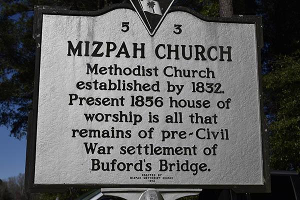 Mizpah Church   Thoroughbred Country