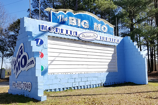 Monetta Drive-In Theatre | Thoroughbred Country