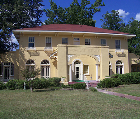 Barnwell County Museum-   Thoroughbred Country