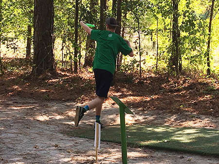 Disc Golf-Kids   Thoroughbred Country