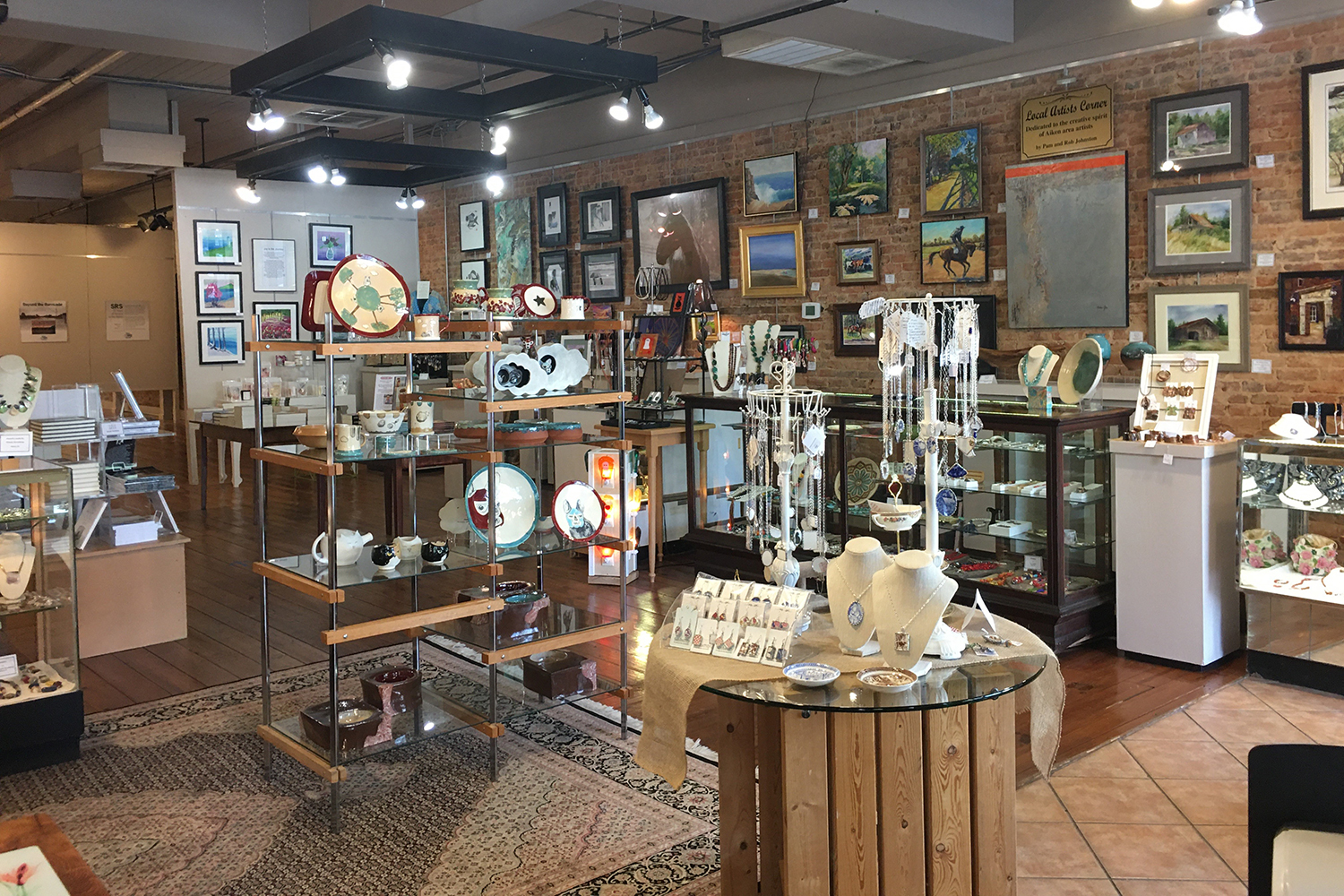 Aiken Center for the Arts Store | Thoroughbred Country
