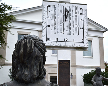Barnwell County Sundial   Thoroughbred Country