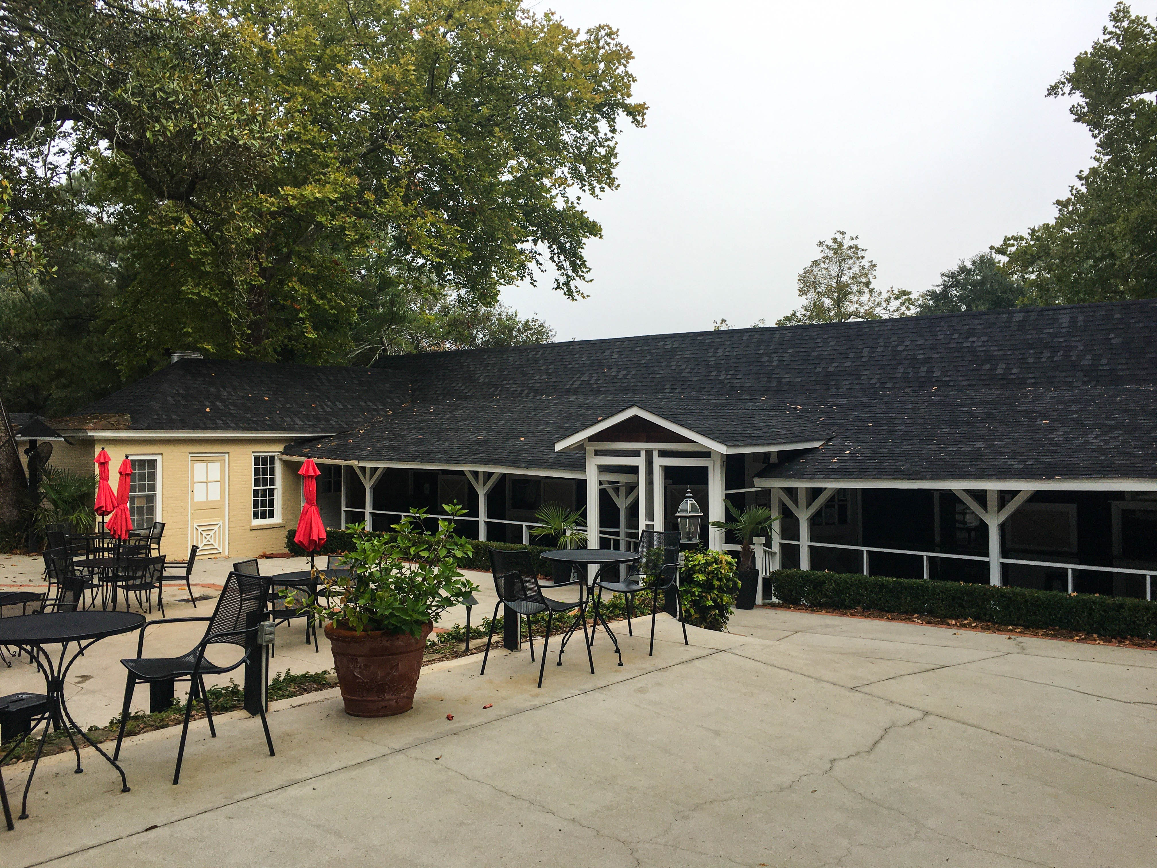 Stables Restaurant | Thoroughbred Country