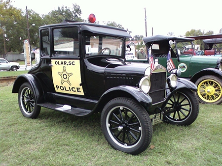 Model T, Olar | Thoroughbred Country