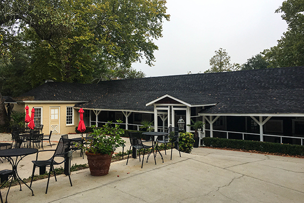 The Stables Restaurant | Thoroughbred Country