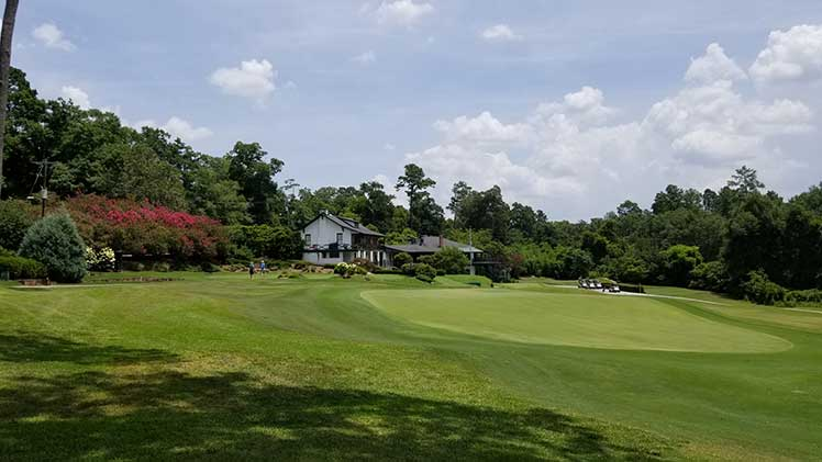 The Aiken Golf Club - SITC | Thoroughbred Country