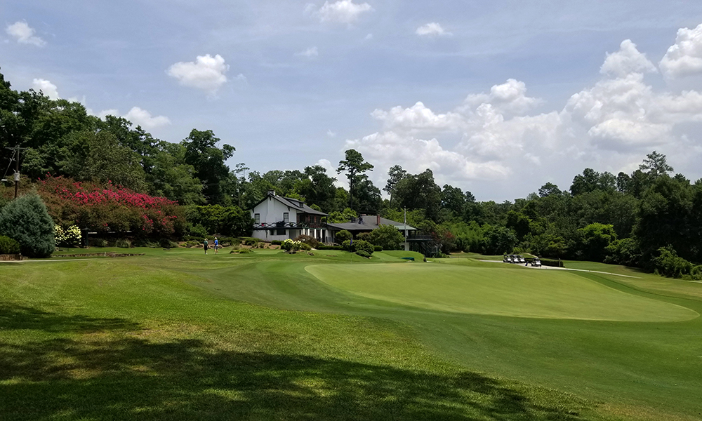 The Aiken Golf Club - MYGG | Thoroughbred Country