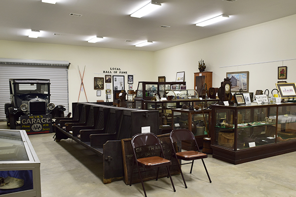 Blackville Heritage Museum Updated | Thoroughbred Country