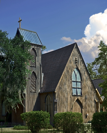 Church of the Holy Apostles, Barnwell  | Thoroughbred Country